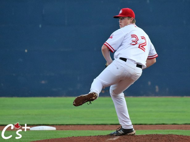 Vancouver Canadians Joey Murray