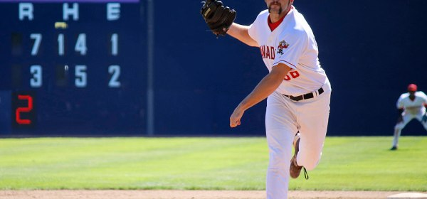 Vancouver Canadians Jake Fishman