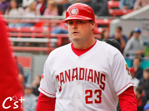 Vancouver Canadians Dallas McPherson