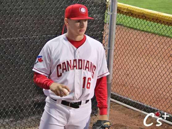 Vancouver Canadians Will McAffer