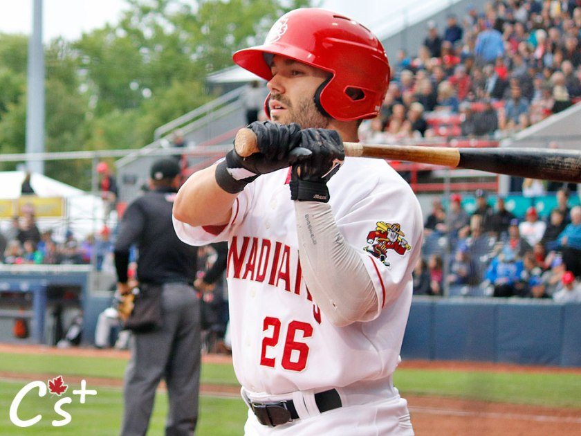 Vancouver Canadians Hunter Steinmetz