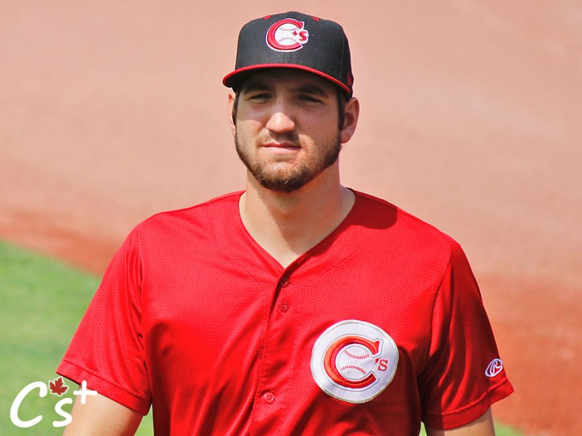 Vancouver Canadians Colton Laws
