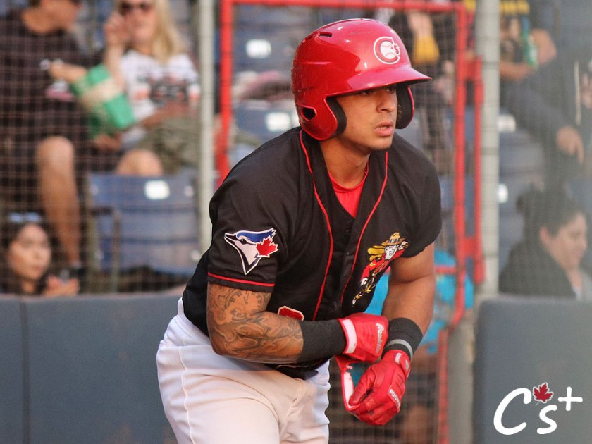 Vancouver Canadians Christopher Bec