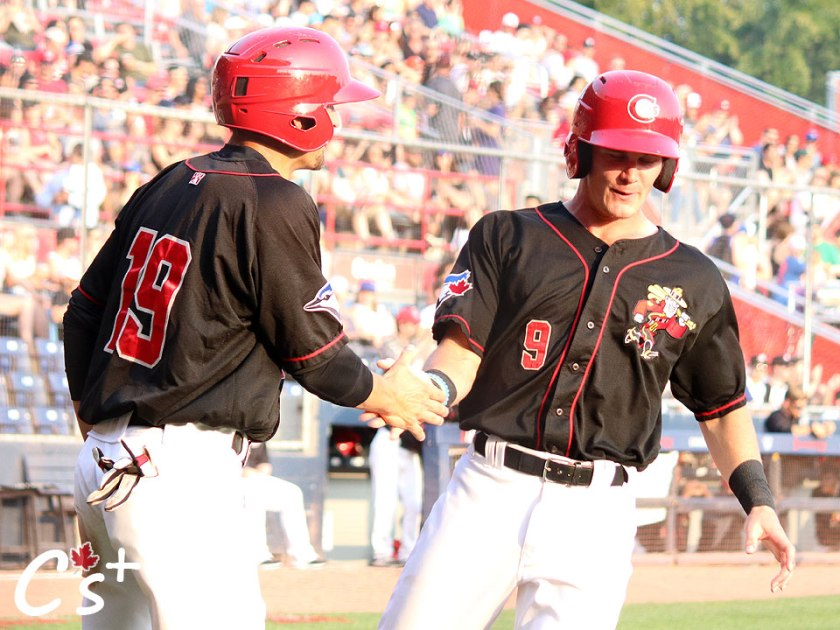 Vancouver Canadians Griffin Conine