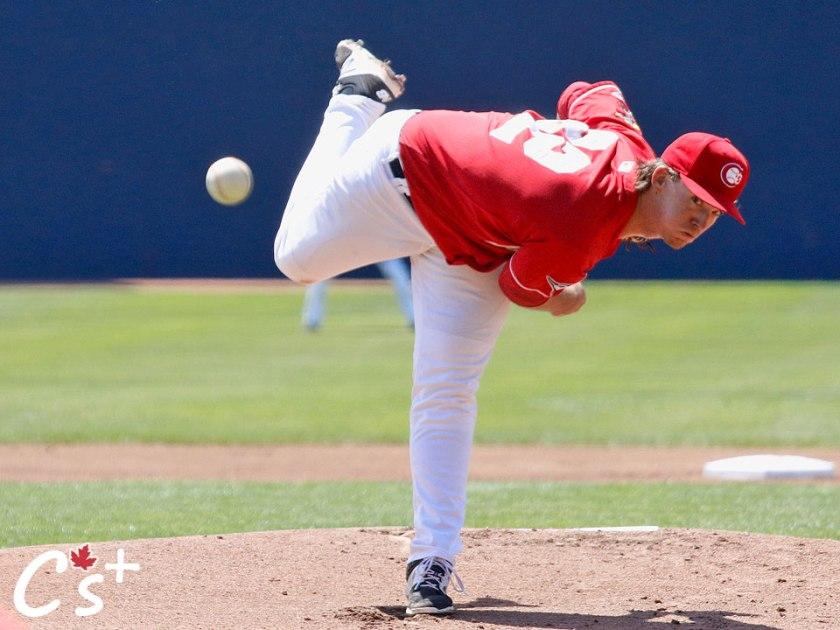 Vancouver Canadians Matt Shannon