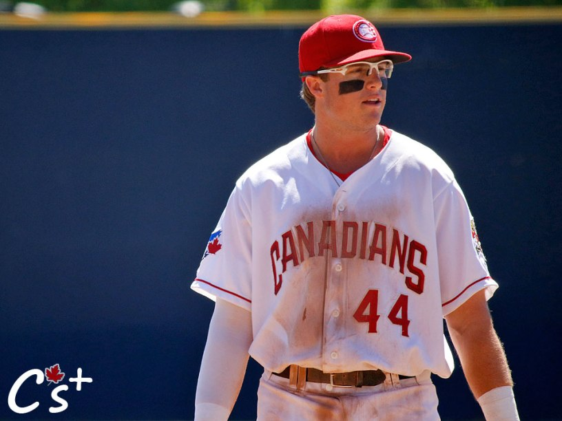 Vancouver Canadians Kacy Clemens