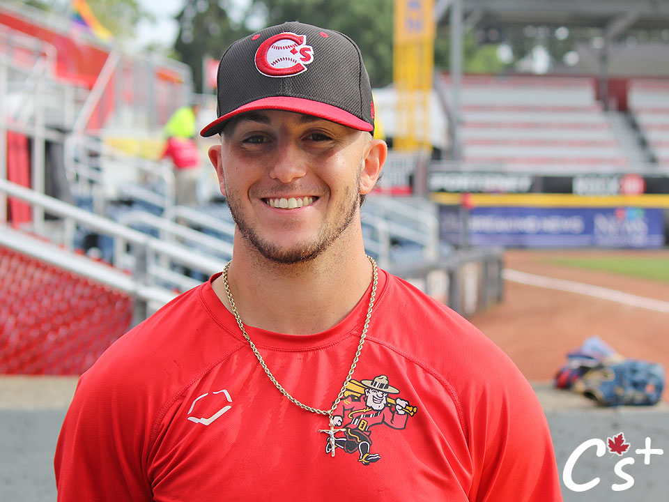 Vancouver Canadians Mike Pascoe