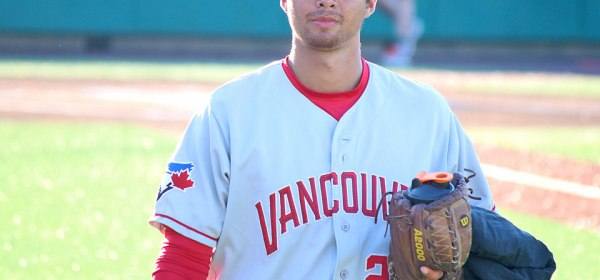Vancouver Canadians Cobi Johnson