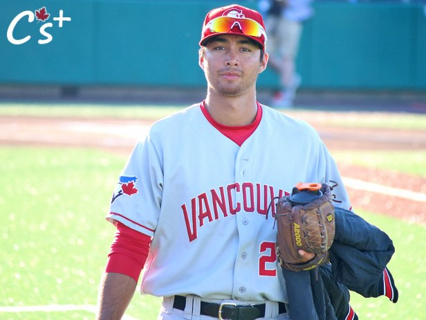 Vancouver Canadians Cobi Johnson