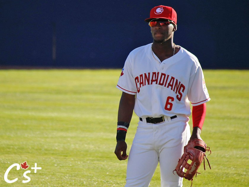 Vancouver Canadians Chavez Young