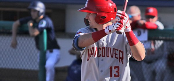 Vancouver Canadians Spencer Horwitz