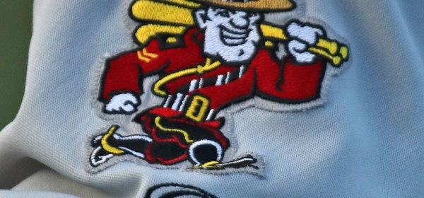 Vancouver Canadians Monty the Mountie Logo
