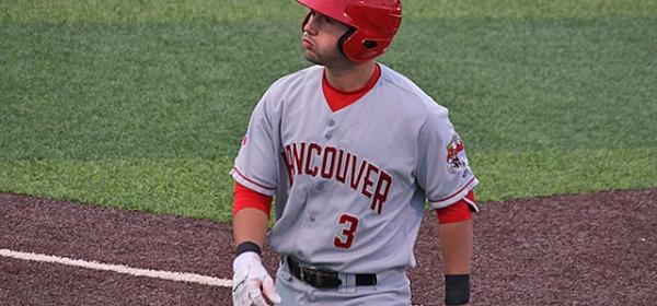 Vancouver Canadians Davis Schneider