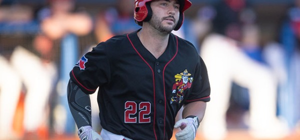 Vancouver Canadians Ryan Gold