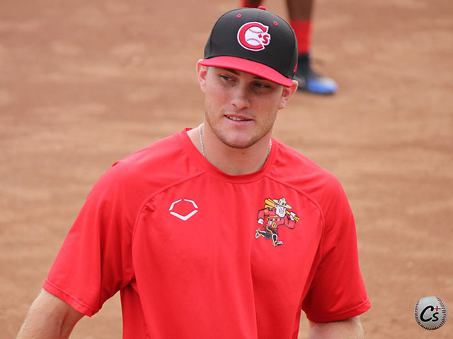 Vancouver Canadians Will Robertson